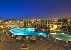 Hurghada utazás Hilton Hurghada Resort