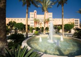 Hurghada utazás Makadi Palace