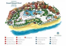 Hurghada utazás The Grand Makadi