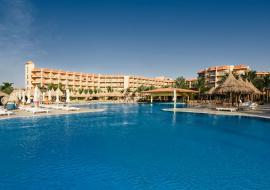 Hurghada utazás Siva Grand Beach