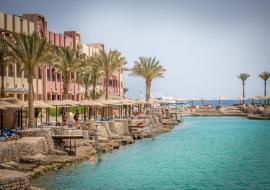 Akciós utazás Hurghada El Palacio