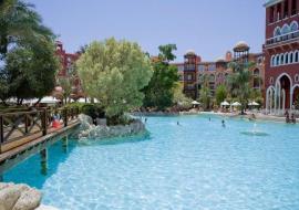 Hurghada utazás The Grand Resort