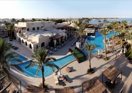 Hurghada utazás Jaz Makadina