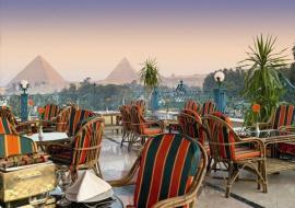 Kairó utazás Kairó Hétvége - Cairo Pyramids (ex. Mövenpick)