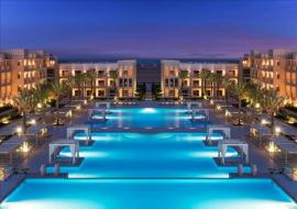 Kairó - Makadi Bay utazás Jaz Aquaviva