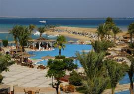 Kairó - Luxor - Hurghada utazás Jaz Casa Del Mar Beach