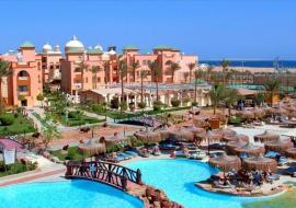 Kairó - Hurghada utazás Pickalbatros Aqua Park