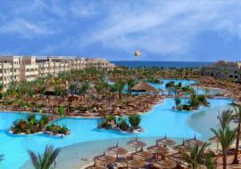 Kairó - Hurghada utazás Pickalbatros Albatros Palace Resort