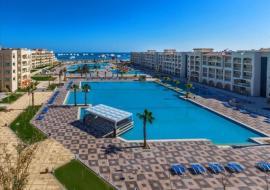 Kairó - Hurghada utazás Pickalbatros Albatros White Beach