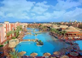 Kairó - Hurghada utazás Pickalbatros Aqua Vista Resort