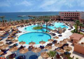 Kairó - Hurghada utazás Pickalbatros Beach Albatros Resort