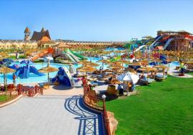 Kairó - Hurghada utazás Pickalbatros Jungle Aqua Park