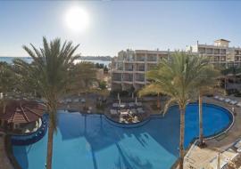 Kairó - Hurghada utazás Sea Star Beau Rivage