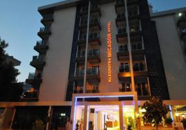 Alanya utazás Kleopatra Micador Hotel