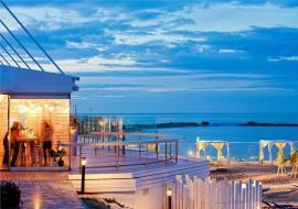 Kréta Kokkini Hani utazás Knossos Beach Bungalows & Suites