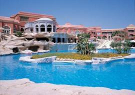 Sharm El-Sheikh utazás Laguna Vista Beach