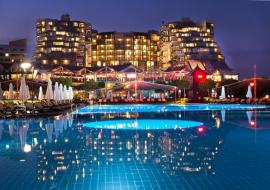 Antalya utazás Limak Lara Deluxe Hotel & Resort