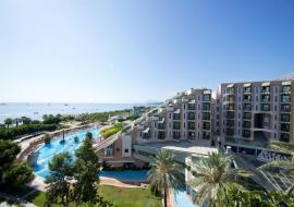 Kemer utazás Limak Limra Hotel & Resort