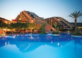 Kemer utazás Limak Limra Resort