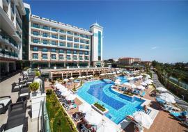 Side utazás Luna Blanca Resort & Spa