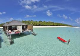 Maldív-szigetek utazás Paradise Island Resort
