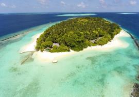 Maldív-szigetek utazás Royal Island Resort & Spa