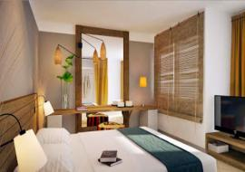 Mauritius utazás Friday Attitude Hotel sup.