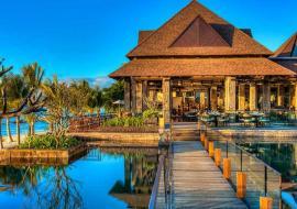 Mauritius utazás The Westin Turtle Bay Resort & SPA