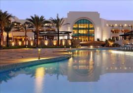 Hurghada utazás Mövenpick Resort Soma Bay