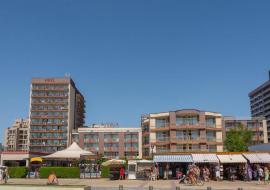 Napospart utazás MPM Astoria Hotel