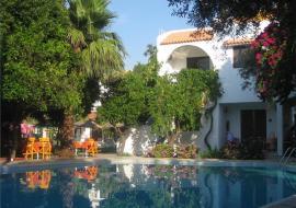 Rodosz Afandou utazás Oasis Hotel & Bungalows