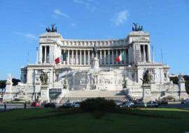 Róma utazás - Római séták