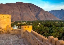 Omán csoportos körutazás