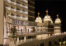 Alanya utazás Öz Hotels Sui Resort Hotel
