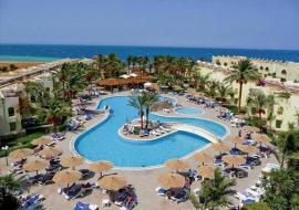 Hurghada utazás Palm Beach Resort