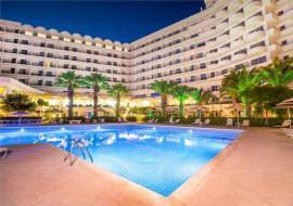 Rodosz Faliraki utazás Pegasos Beach Hotel