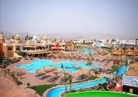 Sharm El-Sheikh utazás Pickalbatros Aqua Blu Resort