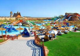Hurghada utazás Pickalbatros Jungle Aqua Park