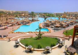 Sharm El-Sheikh utazás Pickalbatros Royal Moderna