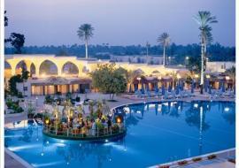 Pyramids Park Resort + Nílusi Hajóút + Luxor