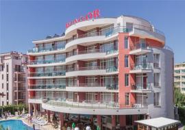 Napospart utazás Riagor Hotel
