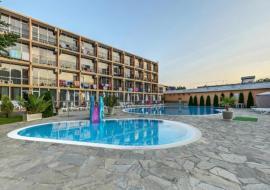 Napospart utazás Riva Hotel