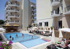 Alanya utazás Riviera Hotel & Spa