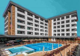 Alanya utazás Riviera Zen Hotel & Spa