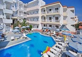 Rodosz Faliraki utazás Grecian Fantasia Resort