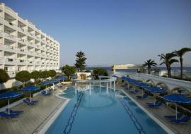 Rodosz Rhodes utazás Hotel Mitsis Grand