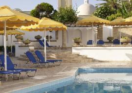 Rodosz Rhodes utazás Hotel Mitsis Petit Palais
