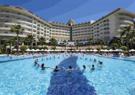Alanya utazás Saphir Resort & Spa