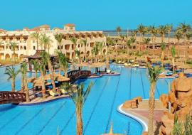 Sharm El-Sheikh utazás Sea Beach Aqua Park Resort