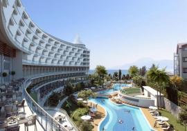 Side utazás Seaden Quality Resort And Spa